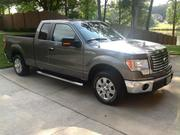 2012 FORD f-150 Ford F-150 XLT Extended Cab Pickup 4-Door