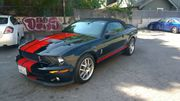 2008 Ford MustangShelby GT500 Convertible